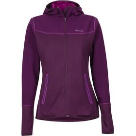 Marmot Sirona Bluza Kobiety, dark purple/grape